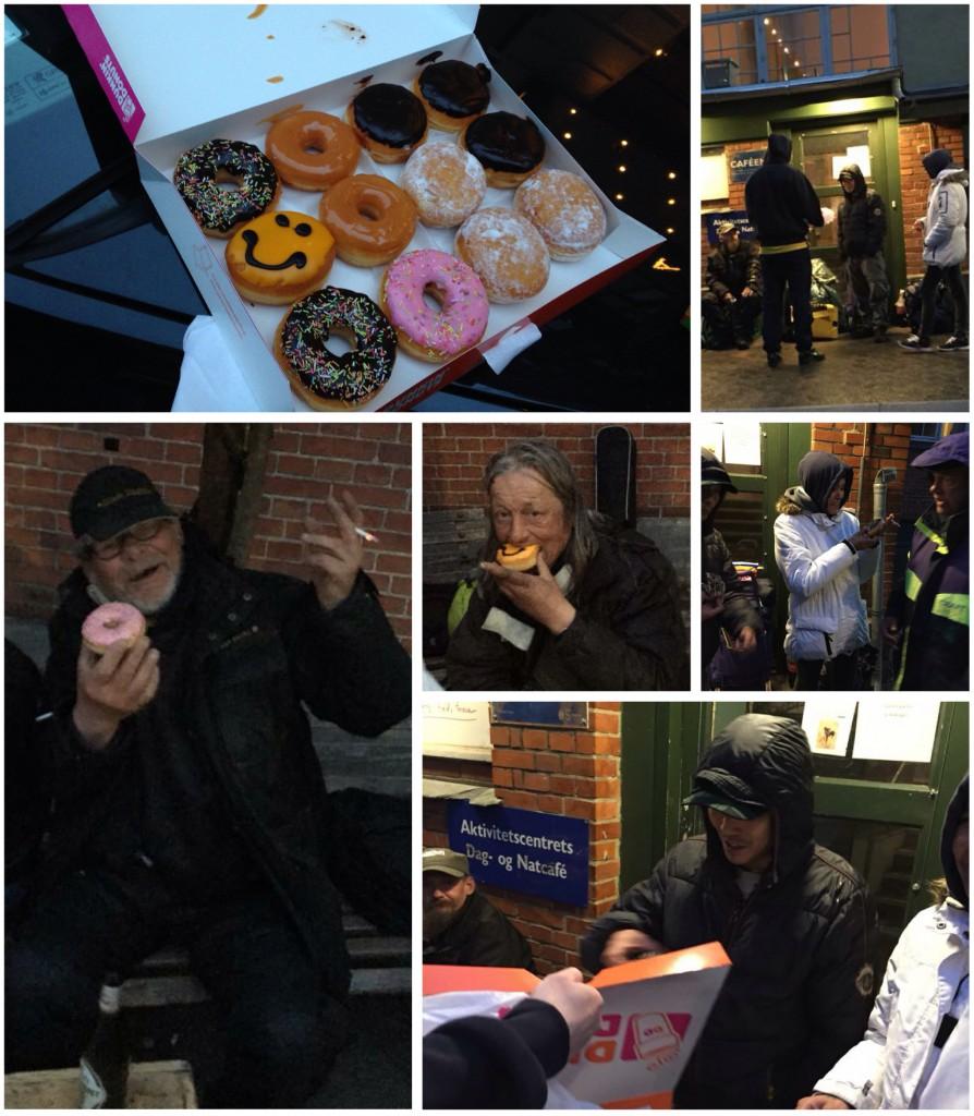 Sweet Deed #3 - Dunkin' Donuts