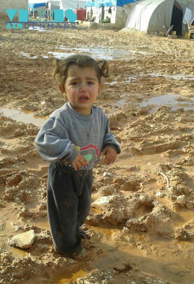 Sweet Deed #2 - Tøjindsamling til Syrien