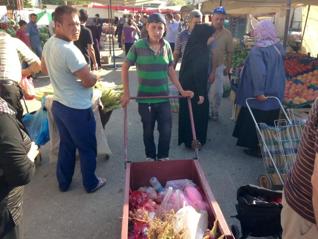 Sweet Deed #16 - Trækvognsdrengen fra Konya