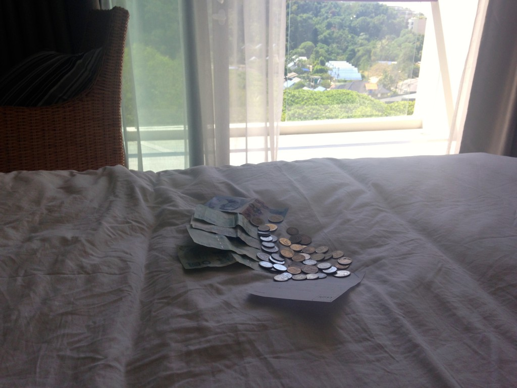 Sweet Deed #42 - Roomservice
