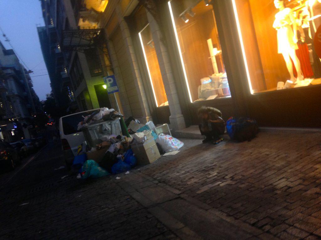 Sweet Deed #68 - Hjemløse i Athen